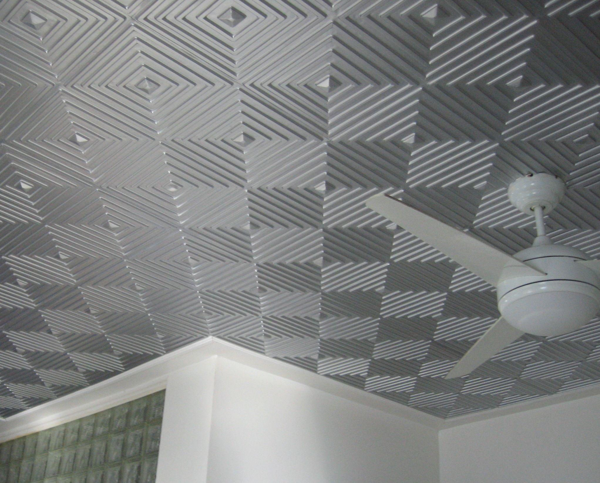 Cool Ceiling Tiles | Tile Design Ideas