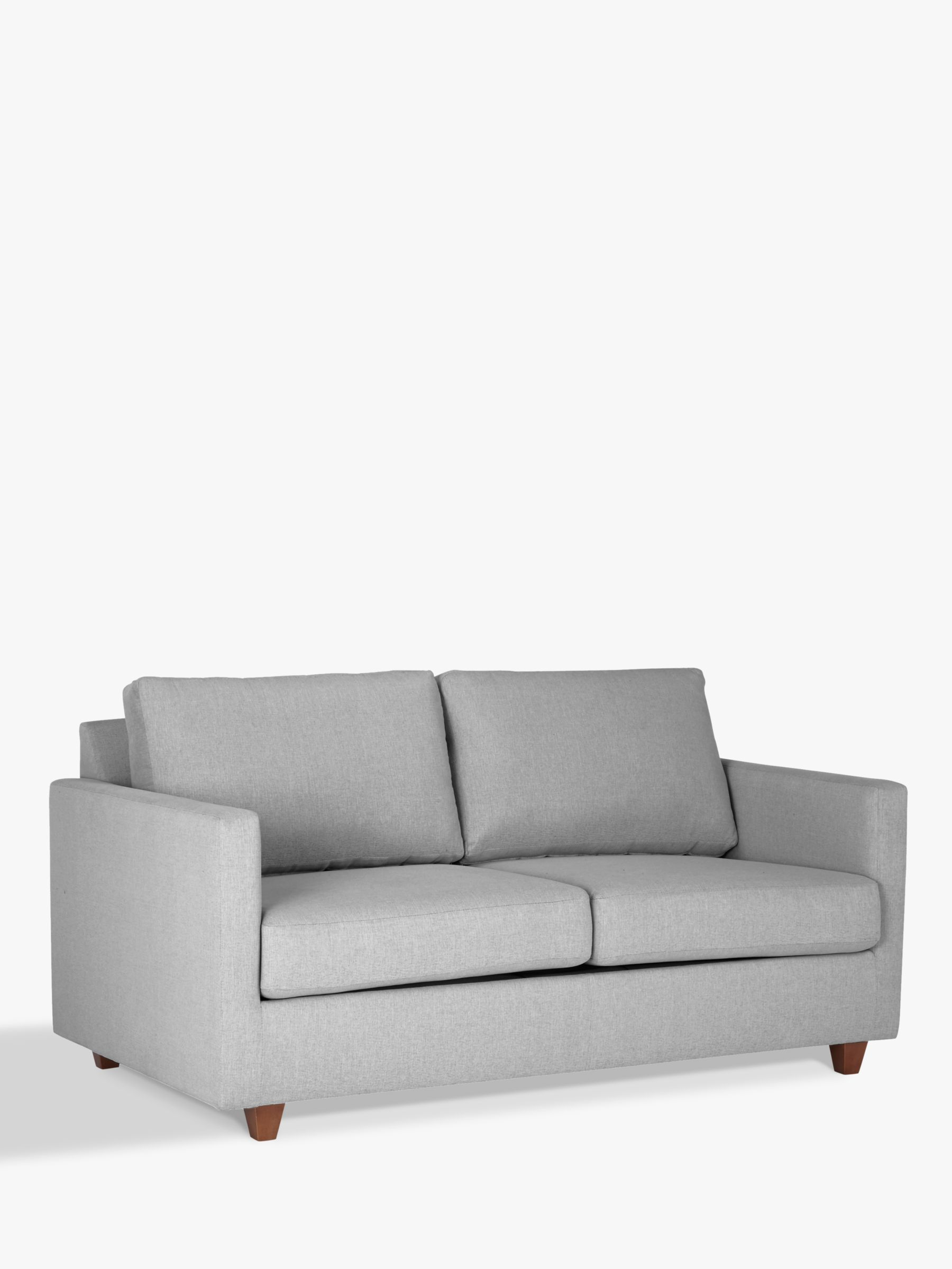 John Lewis Partners Barlow Large 3 Seater Sofa Bed With Memory Foam Mattress 3 Seater Sofa Bed Large Sofa Bed Sofa Bed