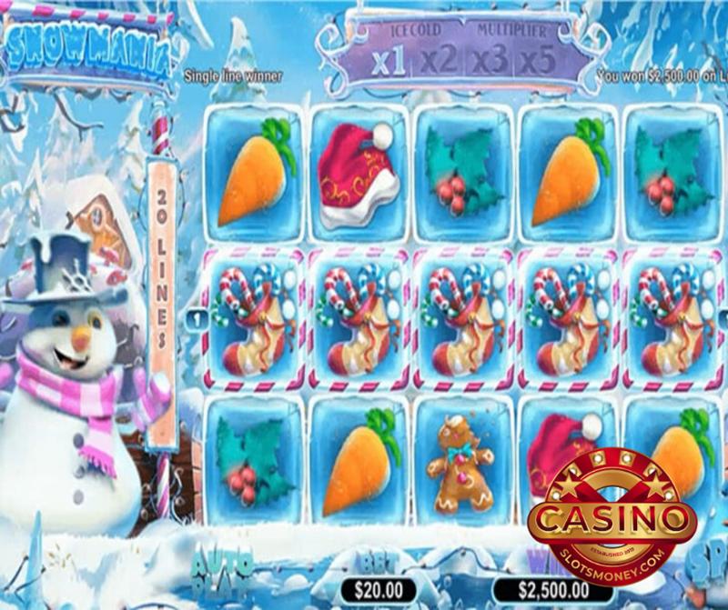 Snowmania No Download Slot