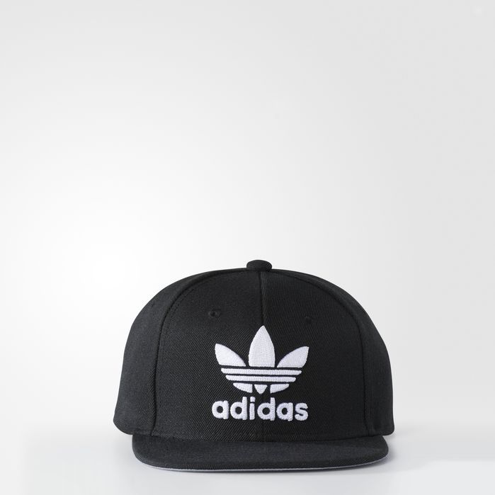 5915d0b5 adidas Originals Trefoil Snapback Hat - Kids Hats | Products | Hats ...