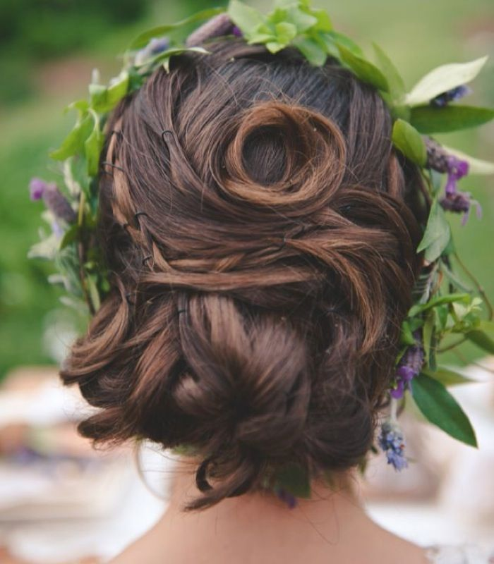 Wedding Hairstyle Hacks: 19 Gorgeous Hairstyles For Your #Wedding Day. To See More