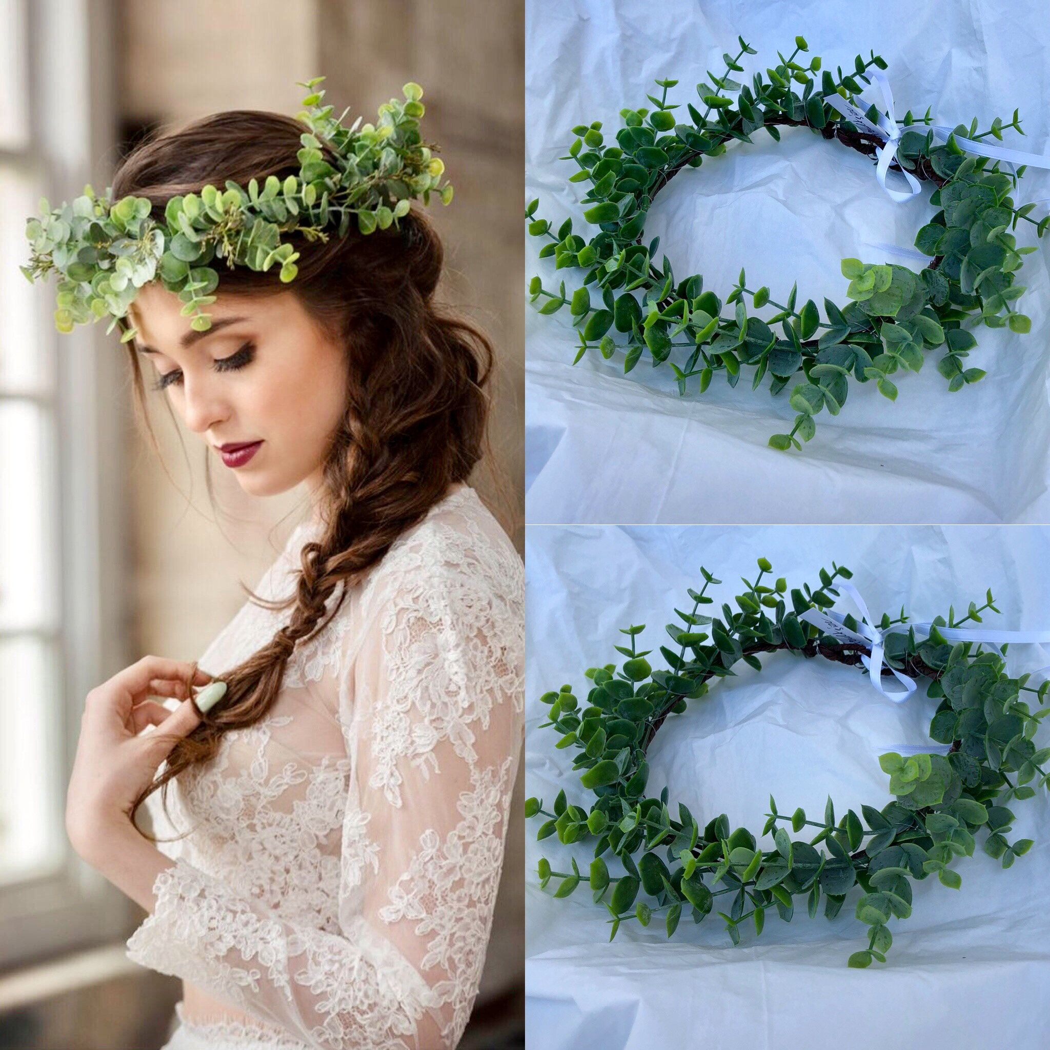 Savvi jewels mint green rose flower crown wedding floral crown savvi jewels mint green rose flower crown wedding floral crown flower girl crown boho flower crown bohemian izmirmasajfo
