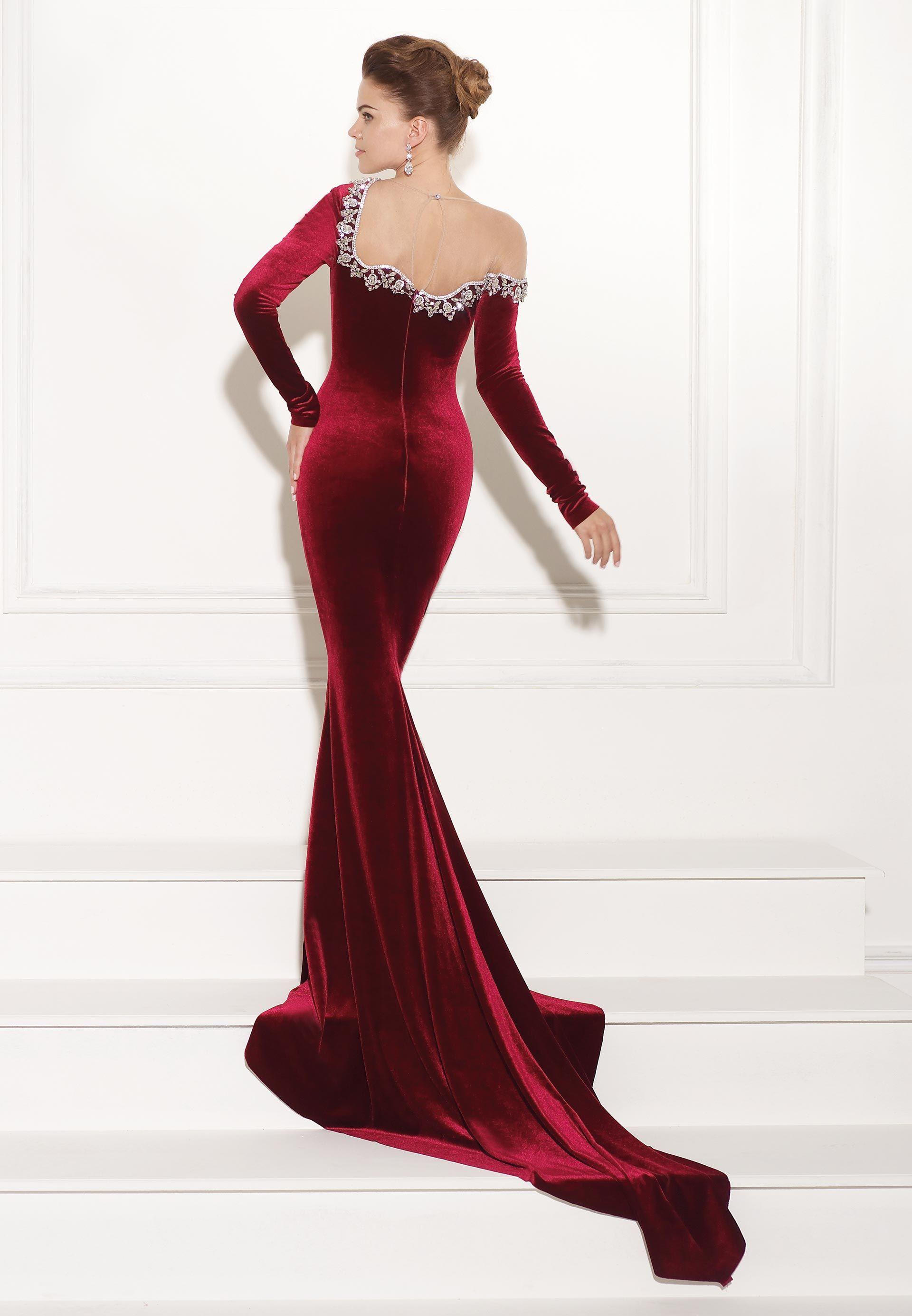 Tarik ediz prom evening dresses abiye beautiful gowns