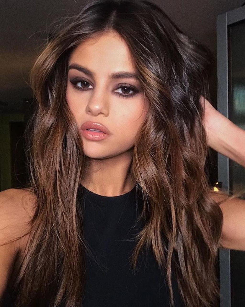 Gorgeous Hair Gorgeous Makeup Selena Gomez Hair Selena Gomez Makeup Hair