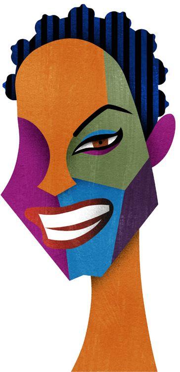 Illustration: David Cowles  Happy Birthday, Jada Pinkett Smith