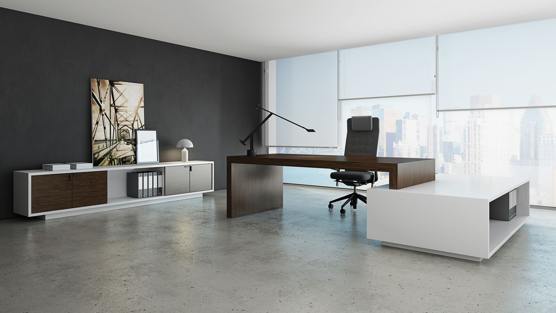 Mobiliario De Direcci N Con Un Dise O Innovador Que Combina El  # Muebles Doble Funcionalidad