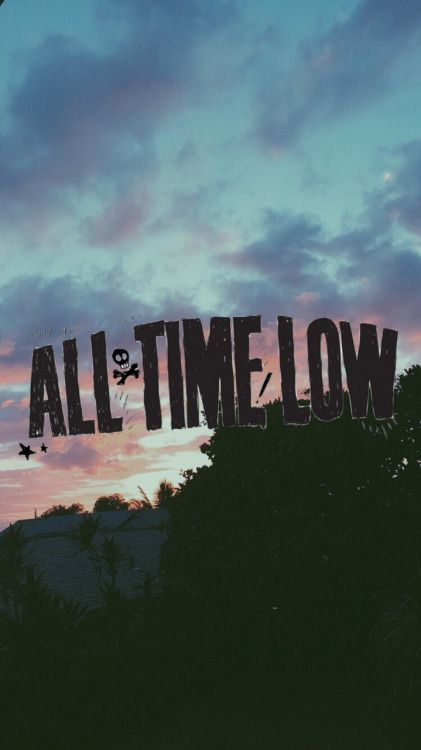 All Time Low Iphone Wallpaper Google Search Emo