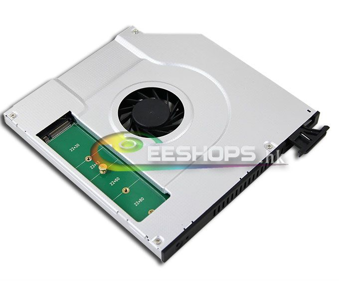 Laptop 9 5mm Sata 3 2nd M 2 Ssd Caddy Ngff 3 0 Solid State Disk