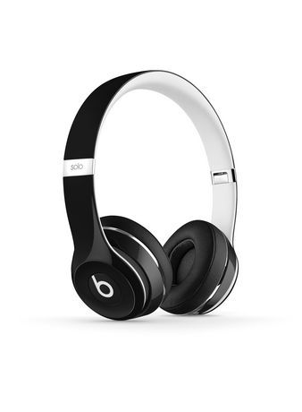 Beats By Dr Dre Beats Solo 2 Luxe Edition Wired On Ear Headphones Black Black Headphones Headphones In Ear Headphones