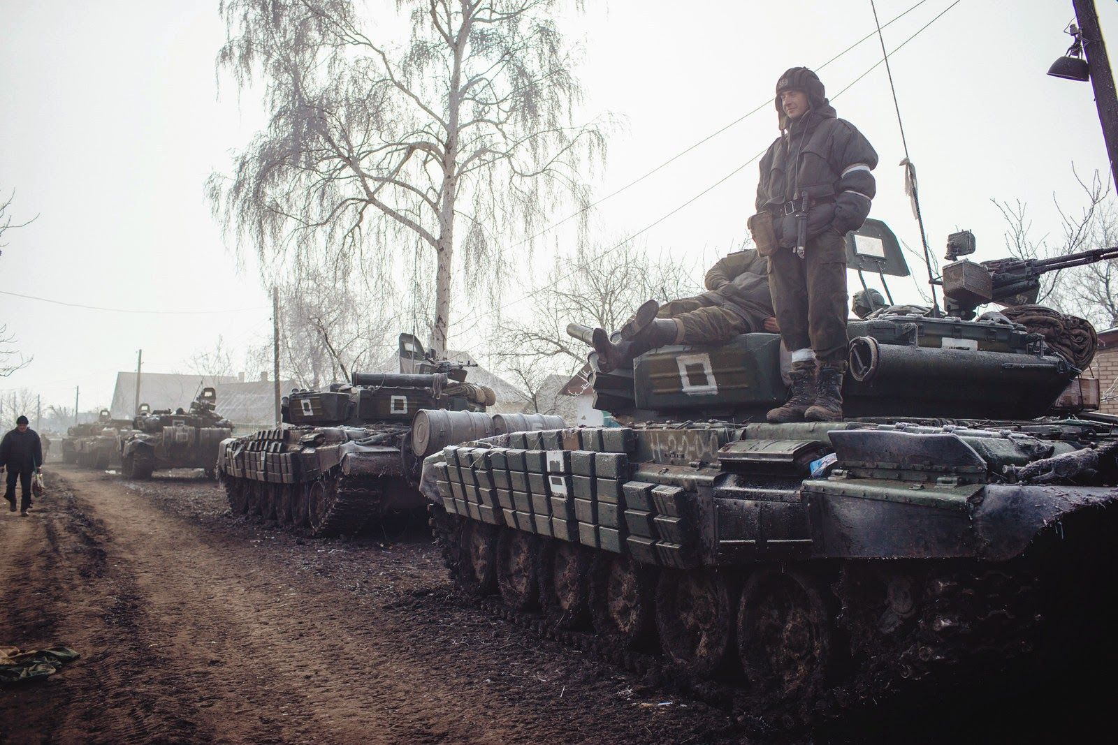 Land Destroyer: Minsk II: Derailed Before the Ink Was Dry