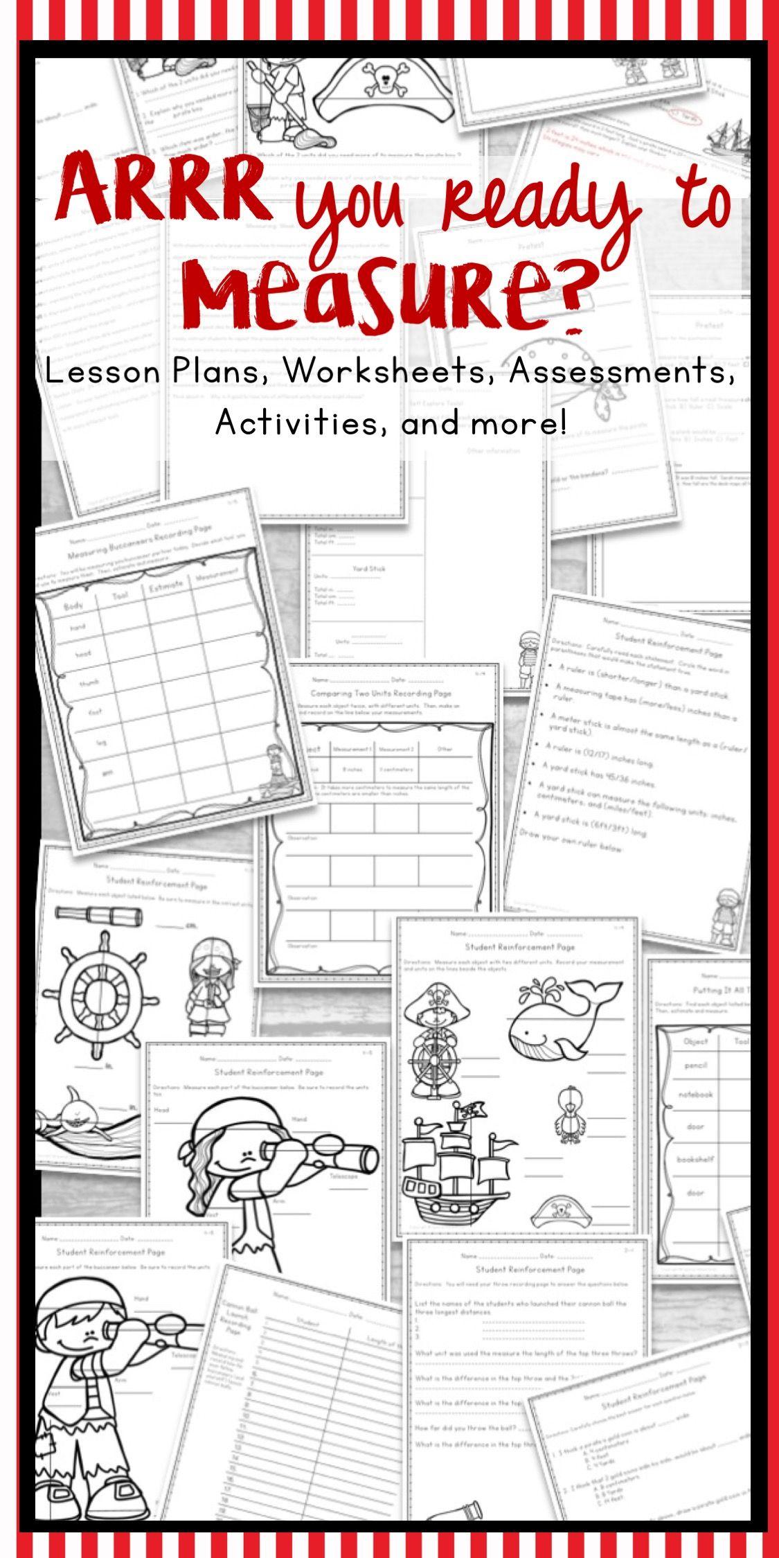 Measuring Length Activities