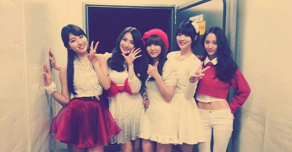 K Pop Girls Were Born In 1994 Suzy수지 Missa Jiyoung지영 Kara Sohyun소현 4minute Sulli설리 F X Krystal크리스탈 F X Kpop Sulli Kpop Girls Korean Celebrities