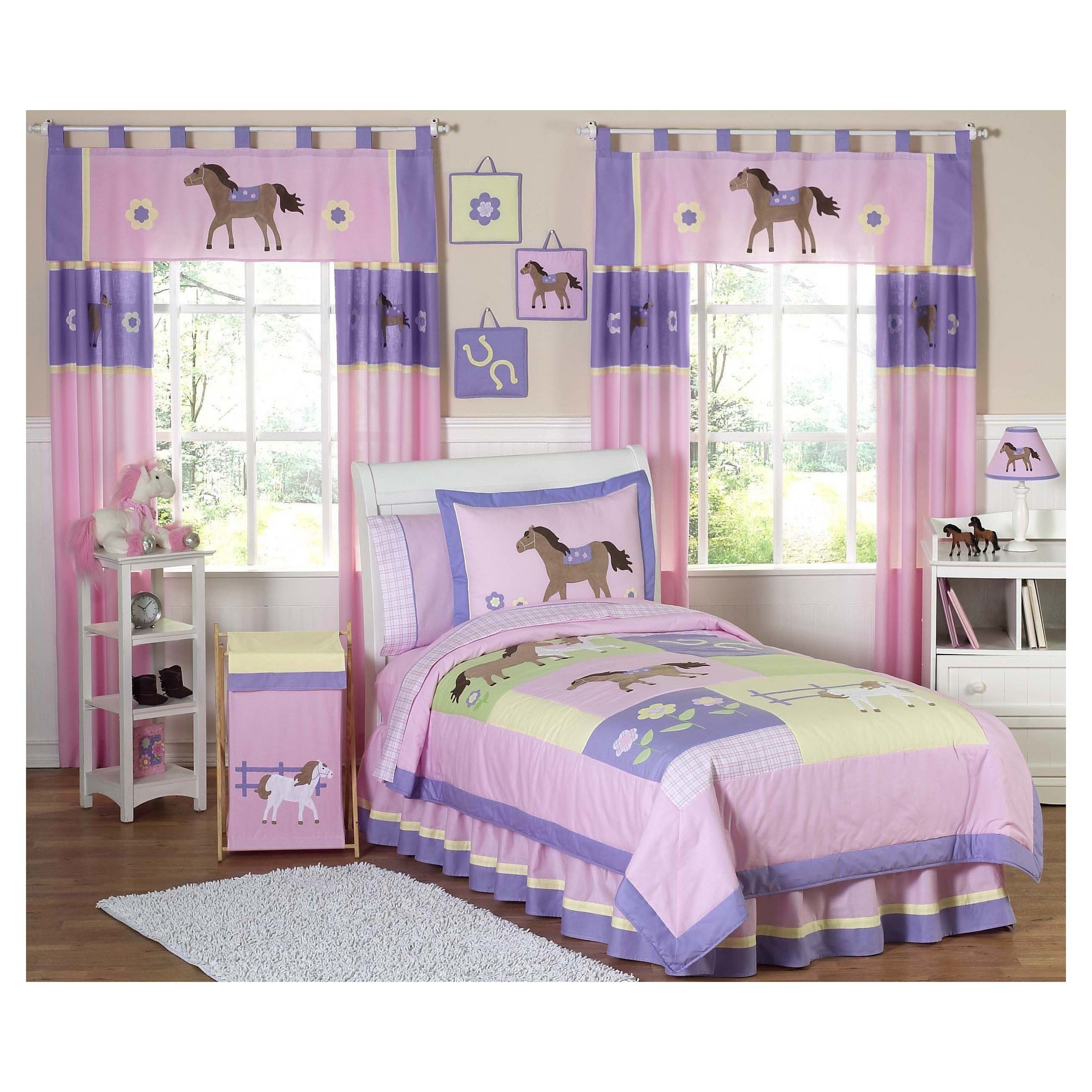 quilt how girls give fabulous comforter valance teal with horse lboaae me dk for first plus comforters bedding also your deluxe to