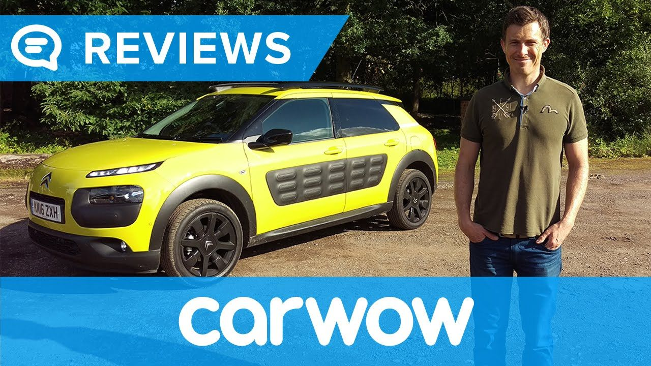 Citroen C4 Cactus 2014 2017 Suv In Depth Review Mat Watson