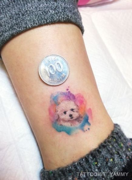 Dog Portrait Tattoo Pictures At Checkoutmyink Com Dog Tattoos