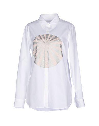 DRIES VAN NOTEN Shirt. #driesvannoten #cloth #dress #top #skirt #pant #coat #jacket #jecket #beachwear #