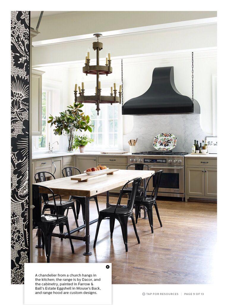 Best Love The Matte Black Hood And Cabinet Paint Farrow Ball 400 x 300