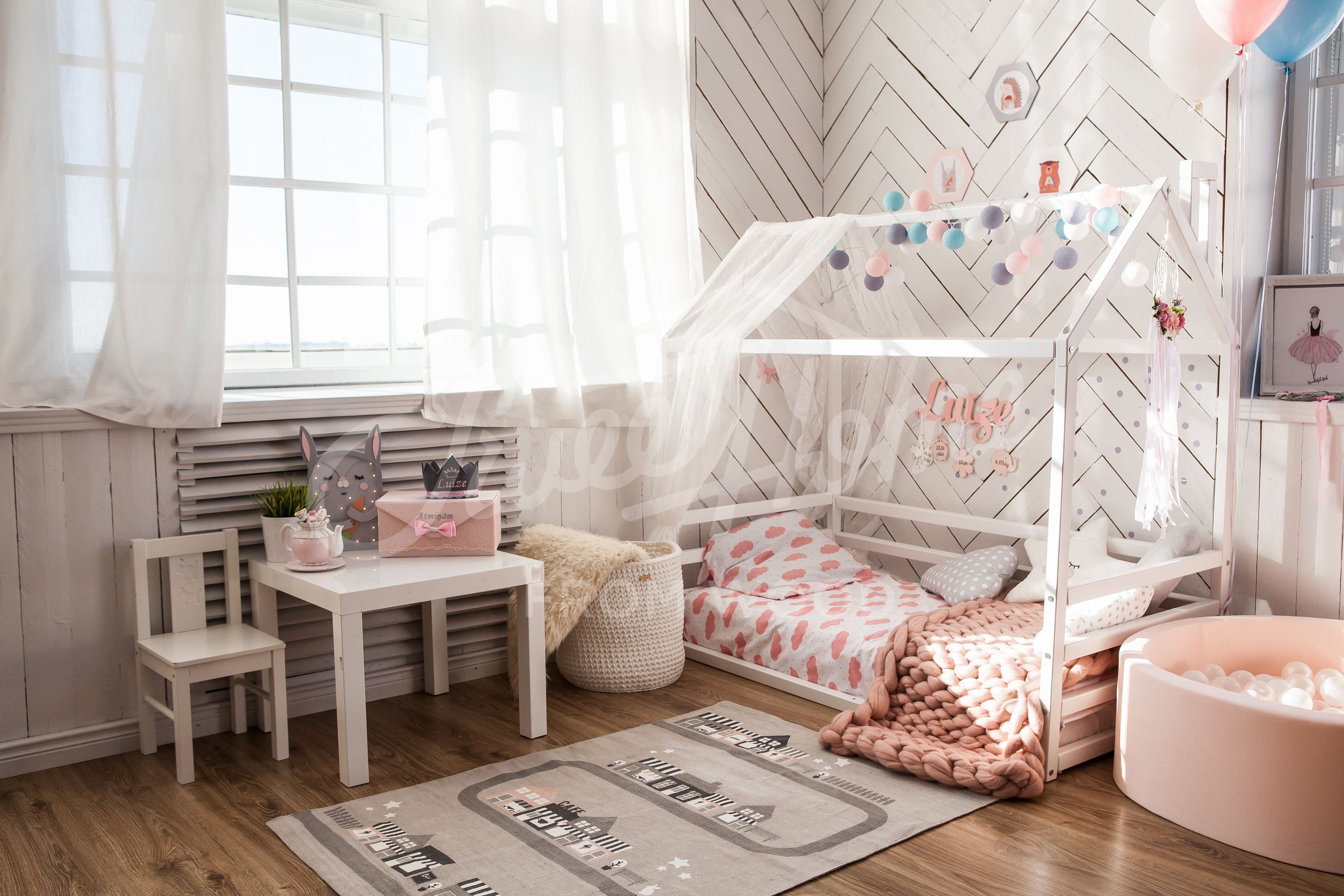 Toddler Bed Or House Bed With Slats Children Bed Frame Bed Kid