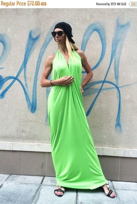 Summer Sale New Plus Size Backless Dress Extravagant Viscose Dress