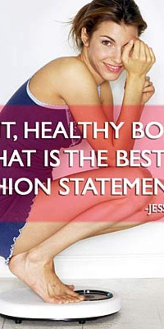 """""""A fit, healthy body-- that is the best fashion statement.""""  - Quotes that inspire you to live healthier and be happier."""