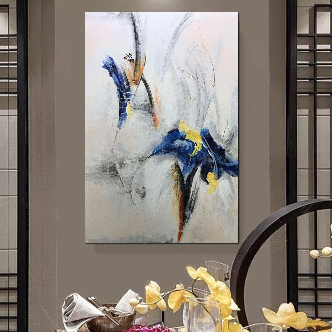 Metuu Oil Paintings 24x36 Inch Texture Palette Knife