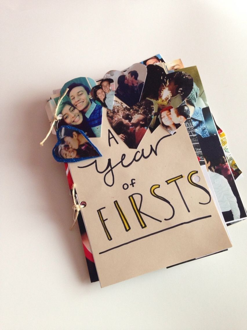 30 Beautiful Photo Of Scrapbook Gift Ideas For Boyfriend