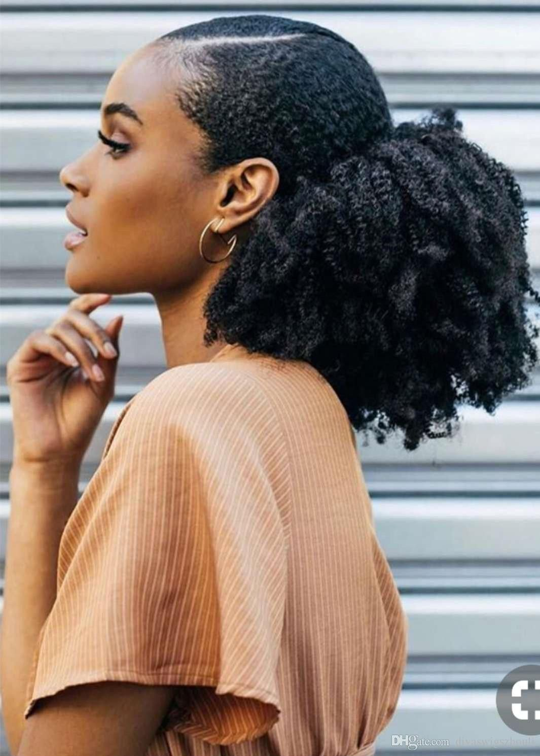 [15+] Pony Tail Hairstyles African American To Make A Real ...