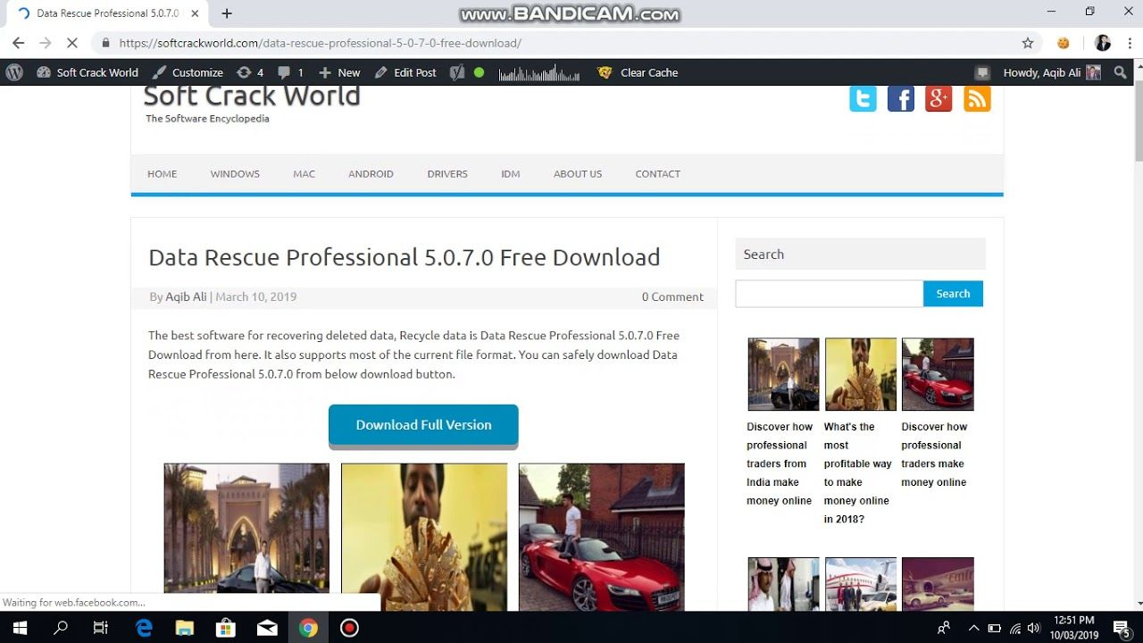 Data Rescue Professional 5 0 7 0 Free Download Downloading Data