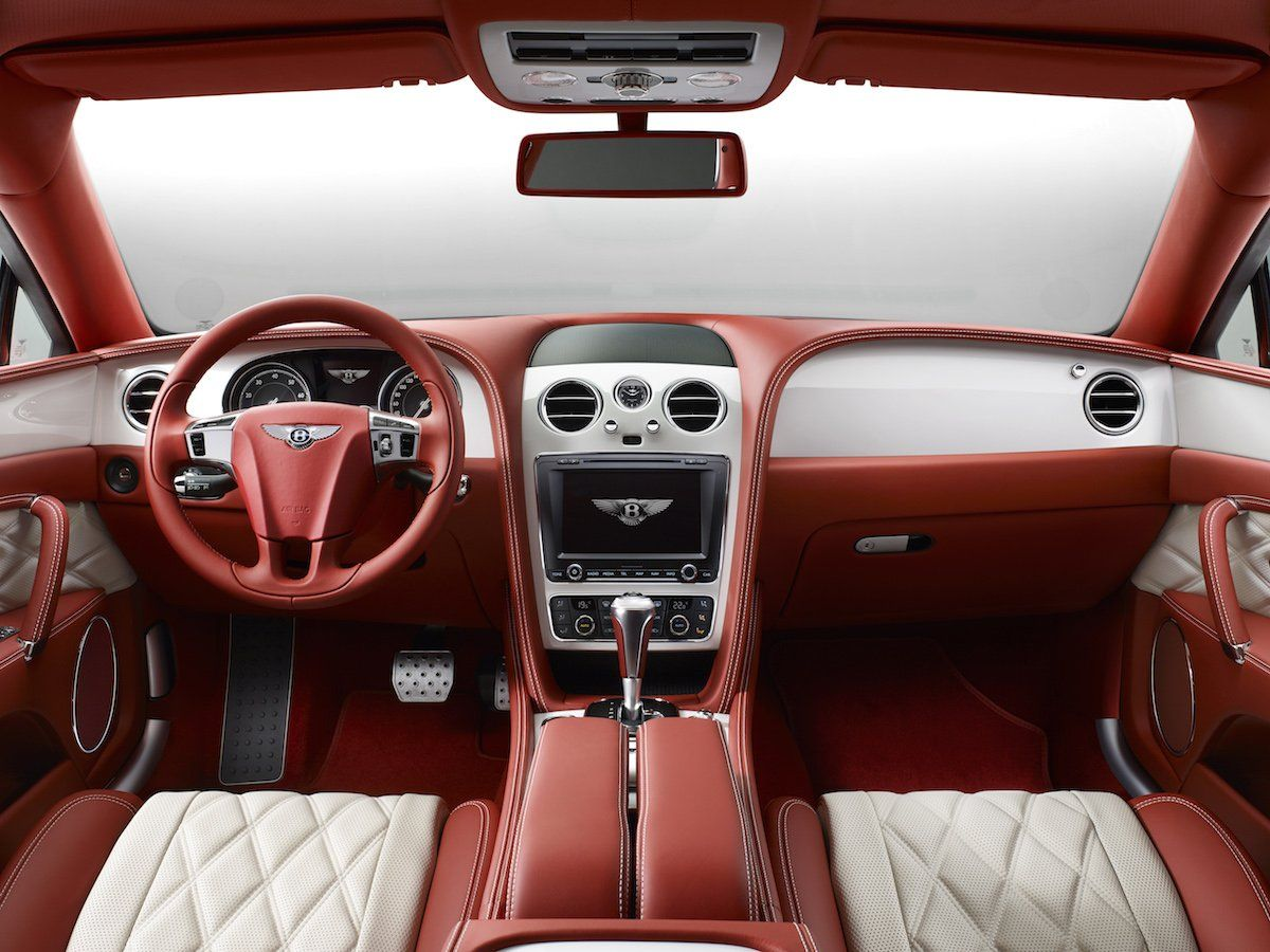 The 7 most luxurious car interiors in the world bentley flying bentley flying spur its entirely up to you what color the interior is painted publicscrutiny Choice Image