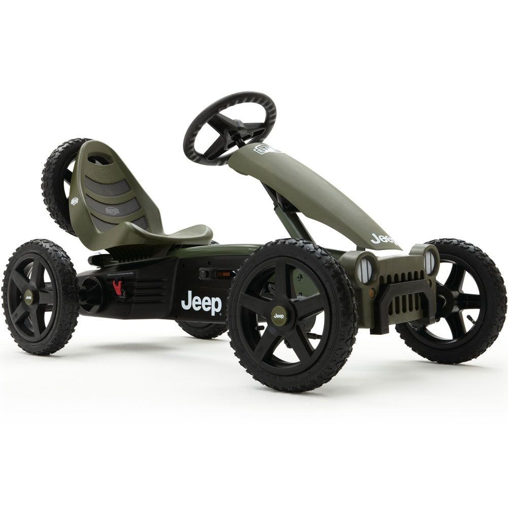 Jeep toys images  KIDS JEEP ADVENTURE PEDAL GOKART  Jeep  Pinterest  Kids jeep