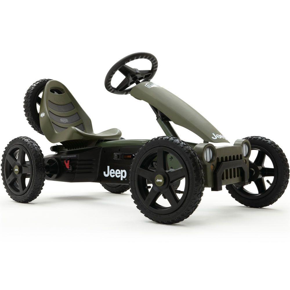 4x4 car toys  KIDS JEEP ADVENTURE PEDAL GOKART  Jeep  Pinterest  Kids jeep