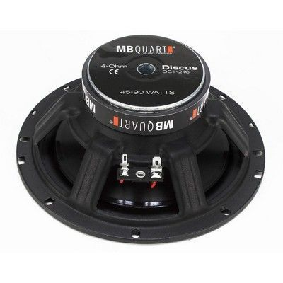 2) MB Quart 6.5 90 Watt Component Speakers Speaker System Set Pair | DC1-216 #componentspeakers 2) MB Quart 6.5 90 Watt Component Speakers Speaker System Set Pair | DC1-216 #componentspeakers 2) MB Quart 6.5 90 Watt Component Speakers Speaker System Set Pair | DC1-216 #componentspeakers 2) MB Quart 6.5 90 Watt Component Speakers Speaker System Set Pair | DC1-216
