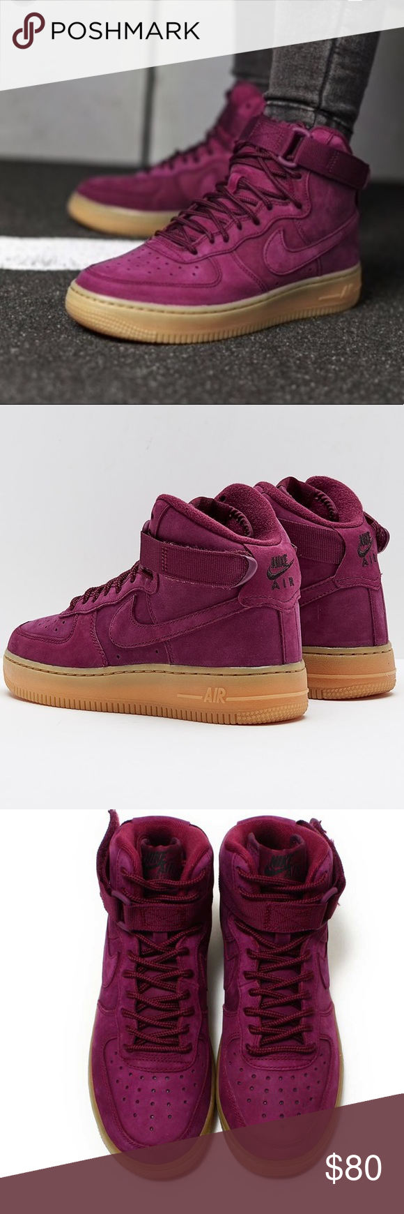air force 1 donna bordeaux