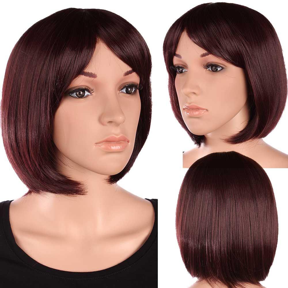 $9.79 (Buy here: https://alitems.com/g/1e8d114494ebda23ff8b16525dc3e8/?i=5&ulp=https%3A%2F%2Fwww.aliexpress.com%2Fitem%2FReal-Fashion-Short-Straight-Hair-Wigs-Women-Ladies-Popular-Cosplay-Party-Anime-Dress-Adjustable-BOB-Full%2F32699575946.html ) Real Fashion Short Straight Hair Wigs Women Ladies Popular Cosplay Party Anime Dress Adjustable BOB Full Synthetic Wig Wine Red for just $9.79