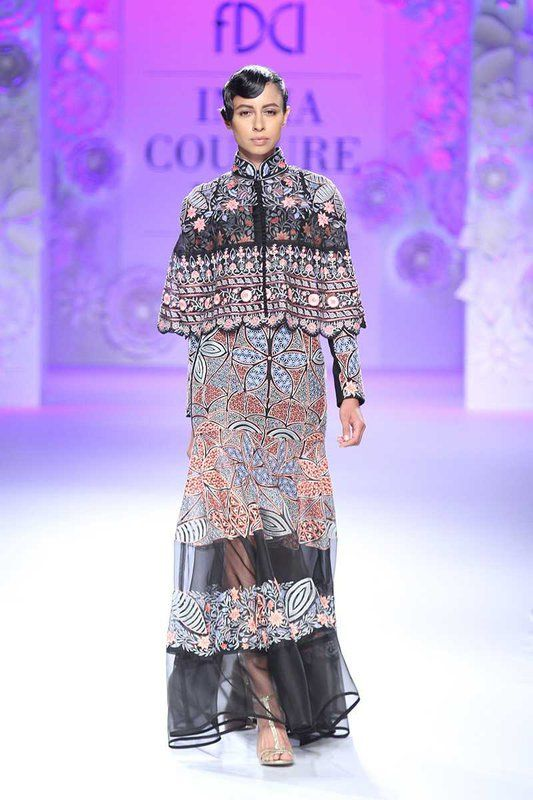Top 10 2016 Fashion Trends From India Couture Week Fashion Couture Week Indian Fashion Trends