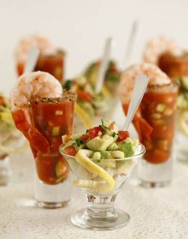 Fun, fabulous appetizers for holiday parties including dip