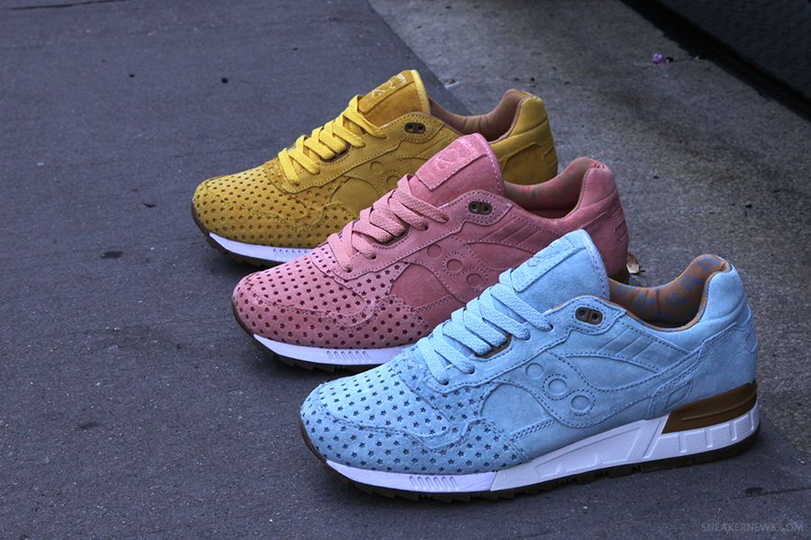 saucony x play cloths