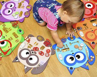 besch ftigt board baby lernen spielzeug kleinkind busy brett montessori kind spielzeug sensory. Black Bedroom Furniture Sets. Home Design Ideas