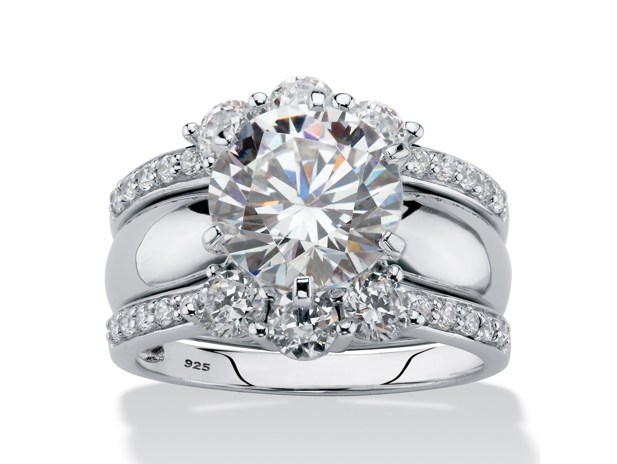 Jewelry (With images) Diamond engagement rings vintage