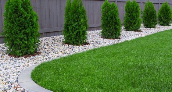 30 Ideas Preciosas Para Decorar Tu Jardin Con Grava Blanca 9