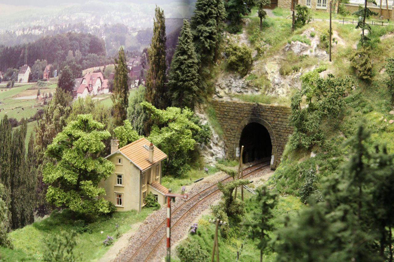 h0 modellbahn wolzerdange modellbahn model railroad pinterest modelleisenbahn eisenbahn. Black Bedroom Furniture Sets. Home Design Ideas