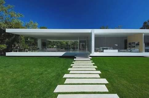 Glass pavillion 0003 architettura moderna progettazione for Architettura case moderne idee