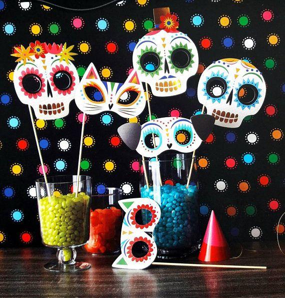 Coco Coco Party Decorations Meri Meri Disney Coco Sugar Skull