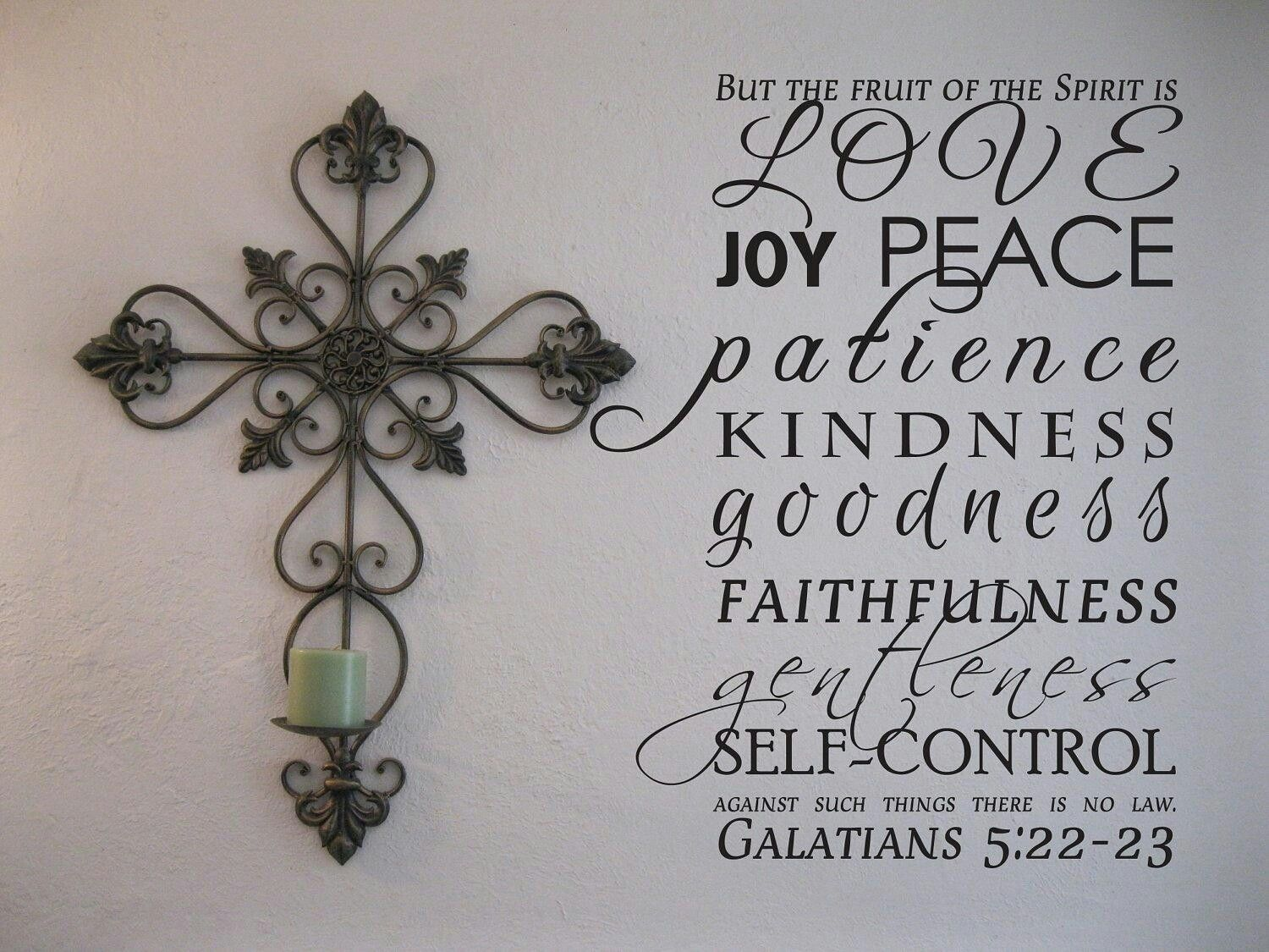 Pin By Janelle Sisco On Crafts Pinterest Fruit Of The Spirit