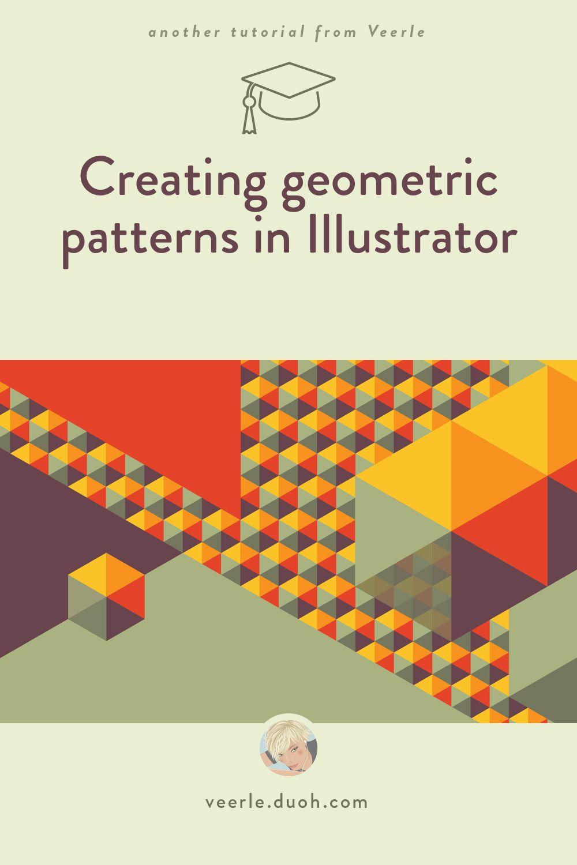 Create A Cubical Pattern In Adobe Illustrator Adobe Illustrator