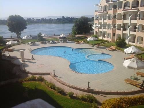 Luxor River Nile Resort Apartment Luxor Located in Al Maris, this