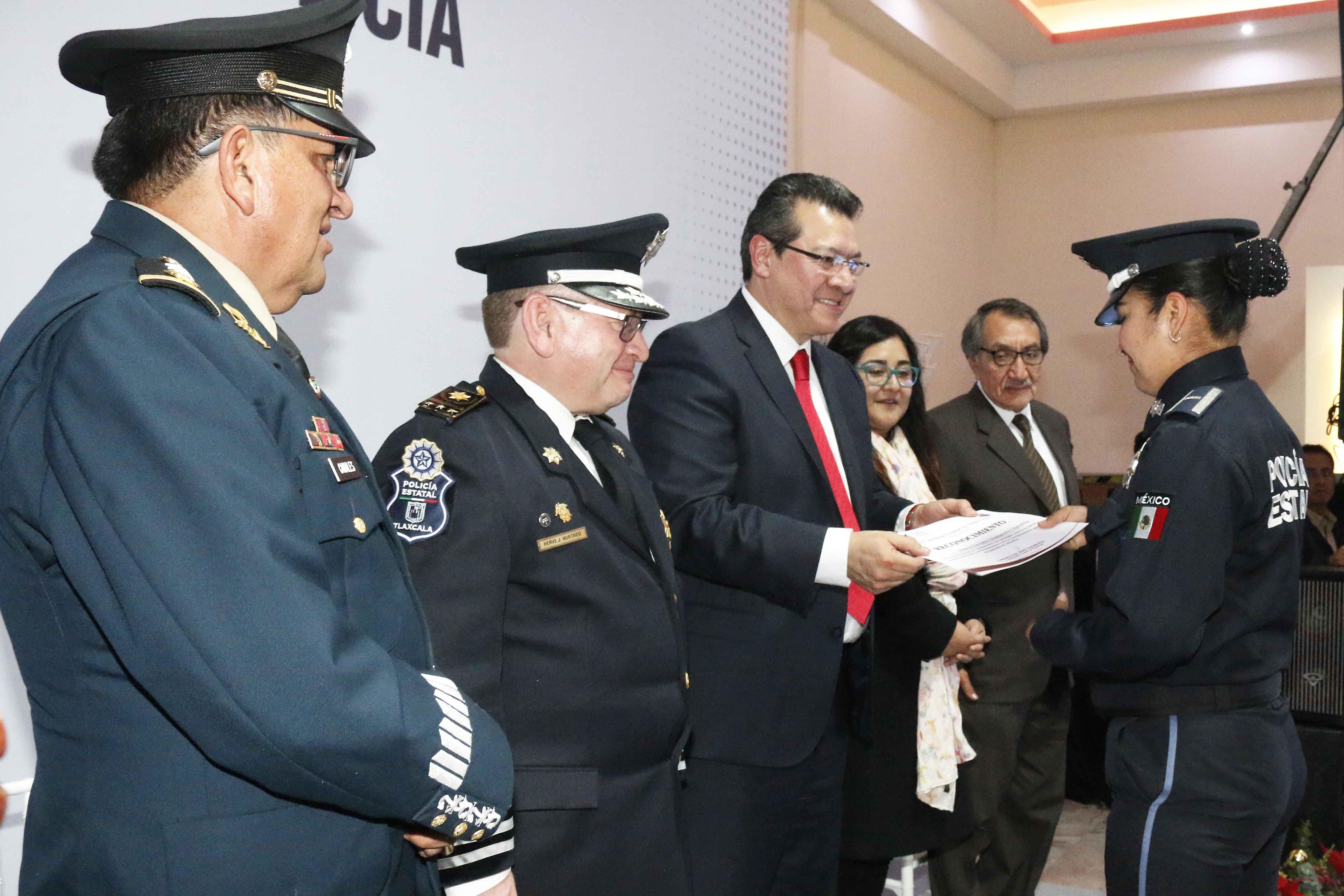 En el marco de la celebración del Día Nacional del Policía, el ...