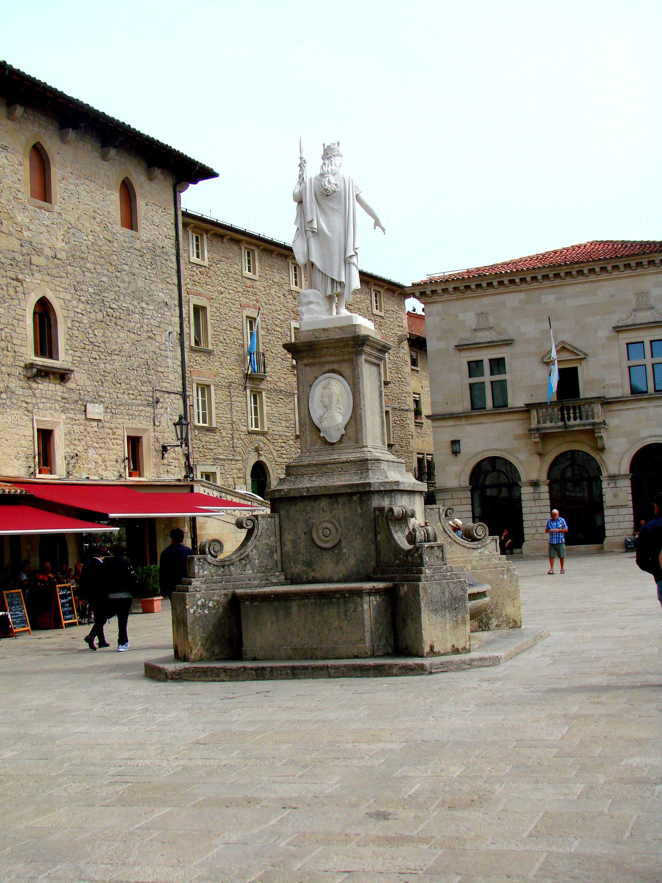 Republic Of San Marino, San Marino Italy