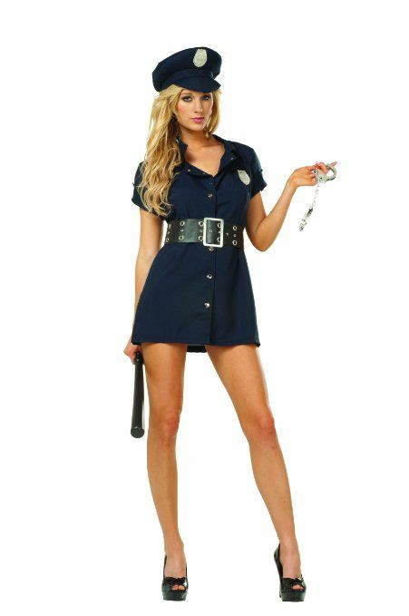 RG Costumes Plus-Size In The Line Of Duty Costume ideas - halloween costume ideas plus size