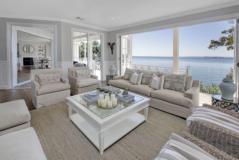 80 Incredible Coastal Living Room Decorating Ideas Coastal Style